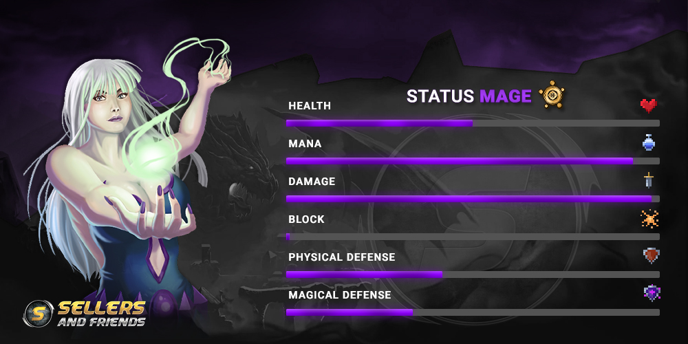 Bloodstone Mage guide - bring the Ancient curse upon enemies with crazy DPS!
