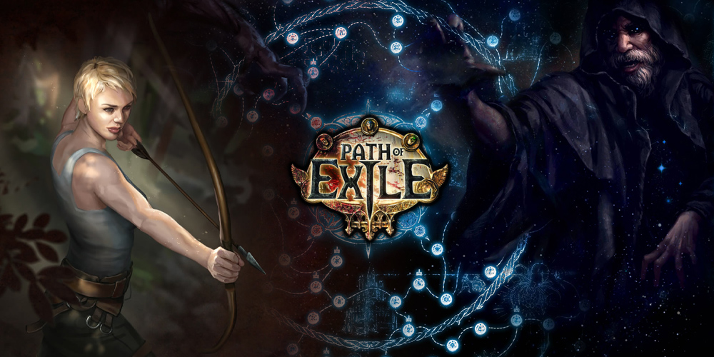 PoE Deadeye build - guide to the Path of Exile archer