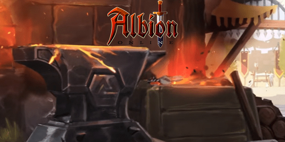 Make Albion Online gold using crafting mastery - Albion Online Crafting