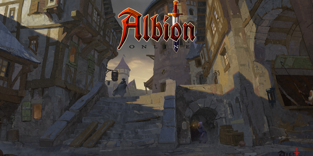 Albion Online Buildings - All you need to know