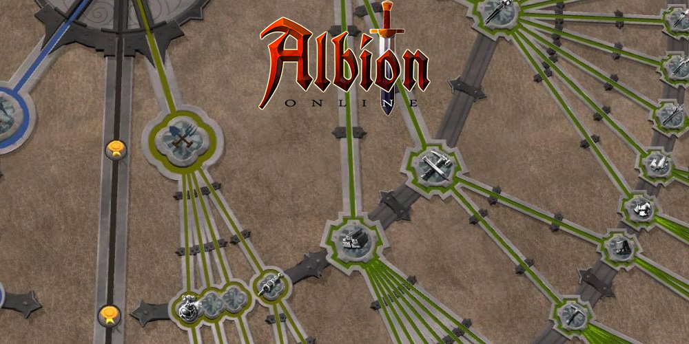 Albion Online Destiny Board - Place where you can develop your character