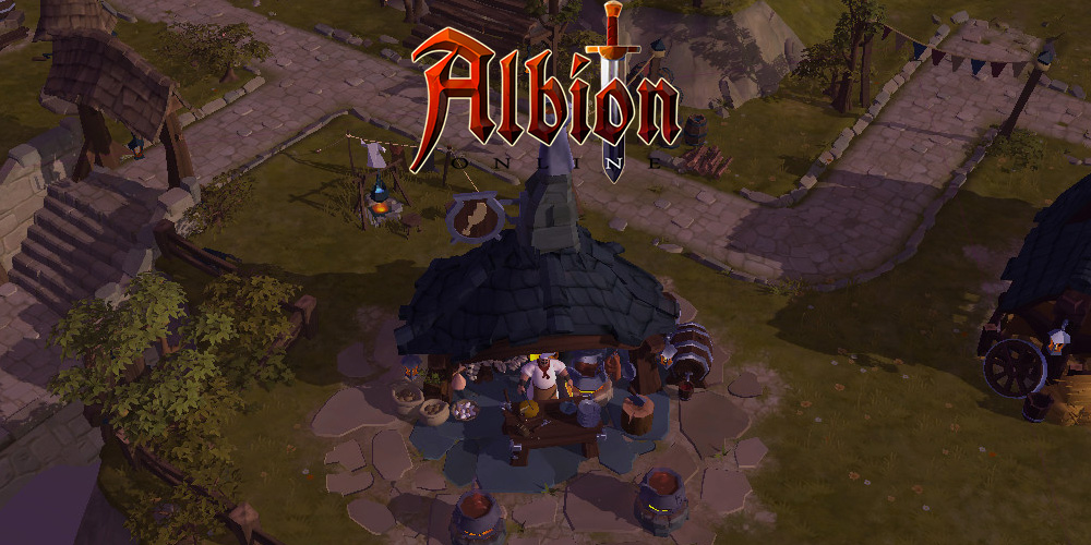 Albion Online Island Guide - All what you need to know about Albion Island