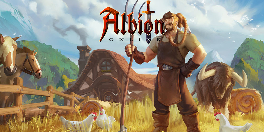 Albion Online Laborers Guide