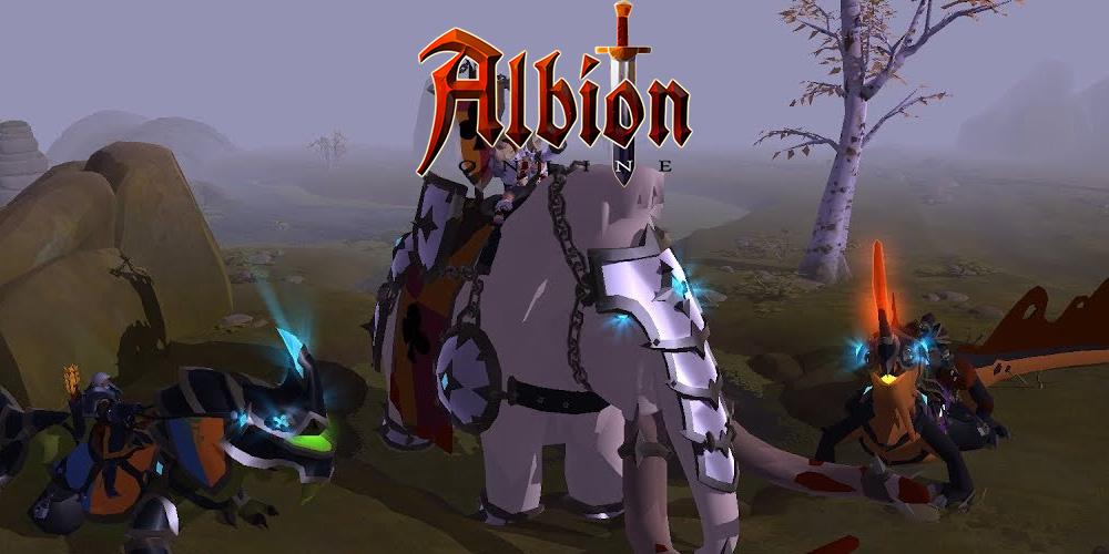 Albion Online Mounts