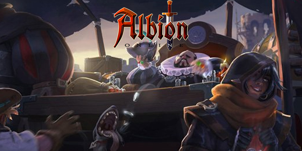 Albion Online - How to Make Silver