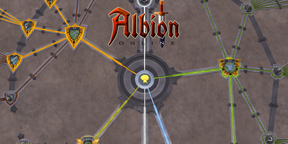 Albion Online Skill Tree - Structure, Learning Points and more!