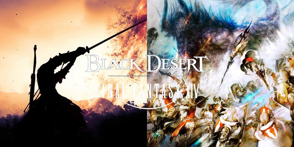 Black Desert vs FFXIV - Which MMO is better