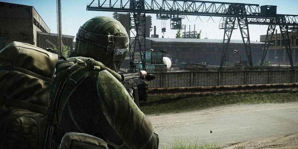 Customs Map Escape From Tarkov - guide to loot and extractions