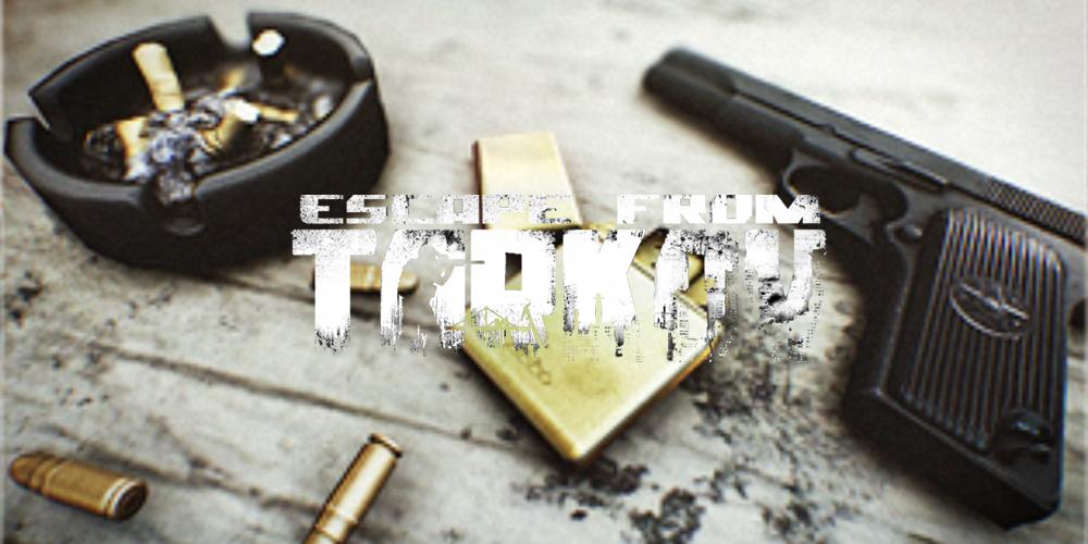 EFT Golden Swag - Complete the gilded Zibbo lighter quest!