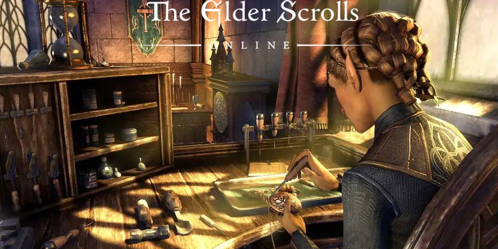 ESO: Jewelry Crafting Guide
