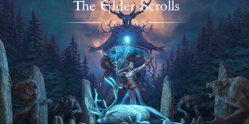 Elder Scrolls Online: Wolfhunter DLC Release
