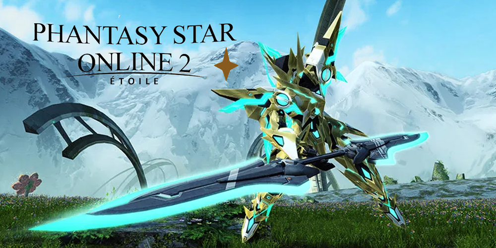 PSO2 Etoile - Learn everything about this successor class!