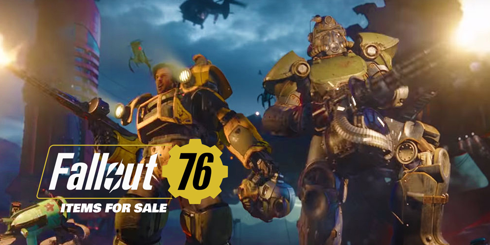 Fallout 76 items for sale - All you need to know about buying items