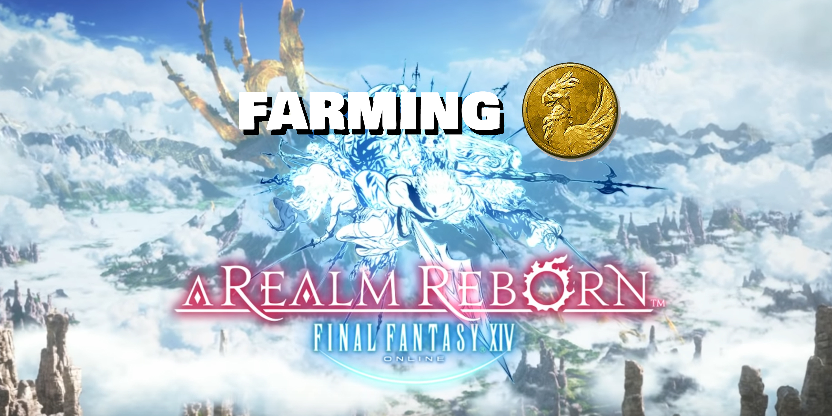 FFXIV Gil Farming - Becoming a Gillionaire is easy!