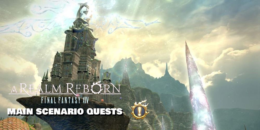 FFXIV Main Scenario Quests - Join the adventure with this guide!