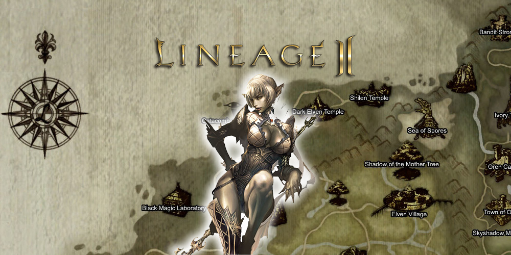 Lineage 2 Elf Guide - Warriors, Rogues, Fafurion and more!