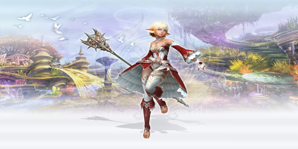 Lineage 2 Ertheia - learn the basics of the race