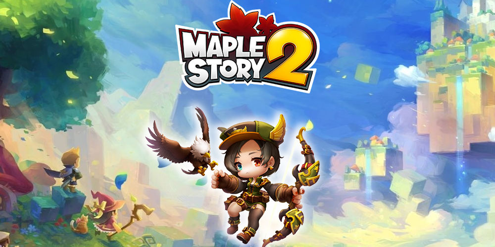 MapleStory 2 Archer Build - Guide to becoming an MMORPG Robin Hood