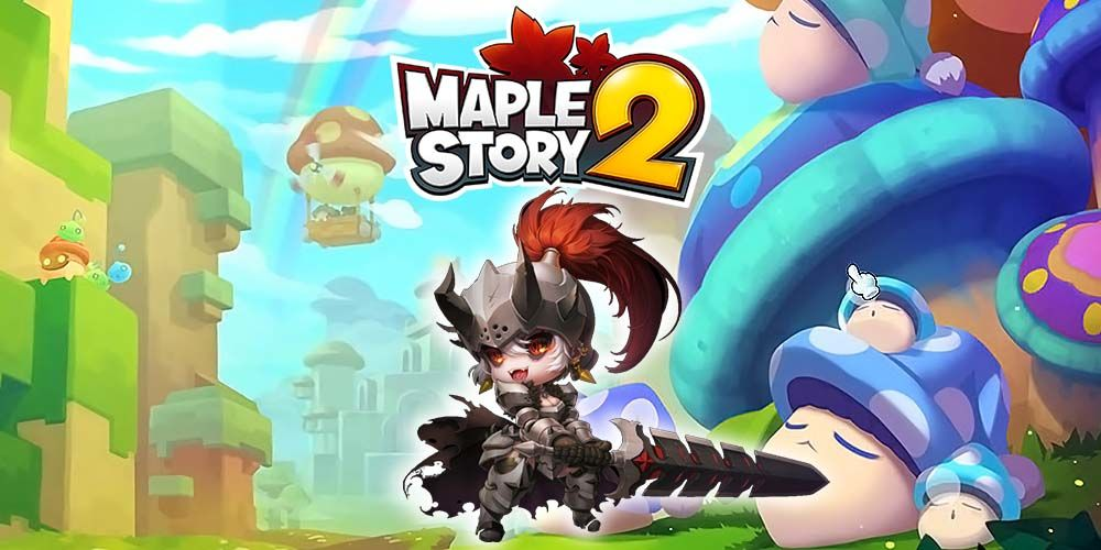 MapleStory 2 Berserker Build - a guide to chopping the enemies down