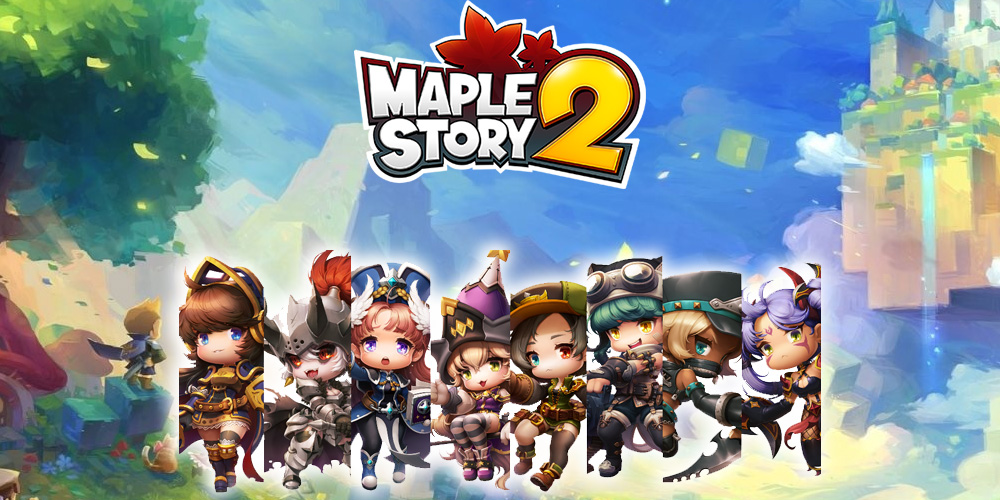 MapleStory 2 Classes Guide - The Ultimate Guide About MS2 Classes