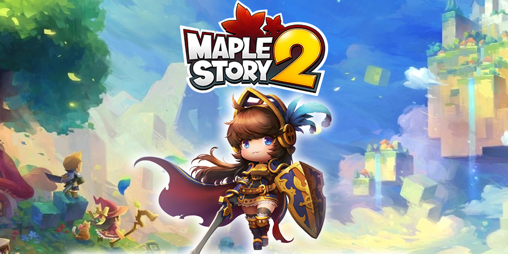 MapleStory 2 Knight Build, Guide and Introduction
