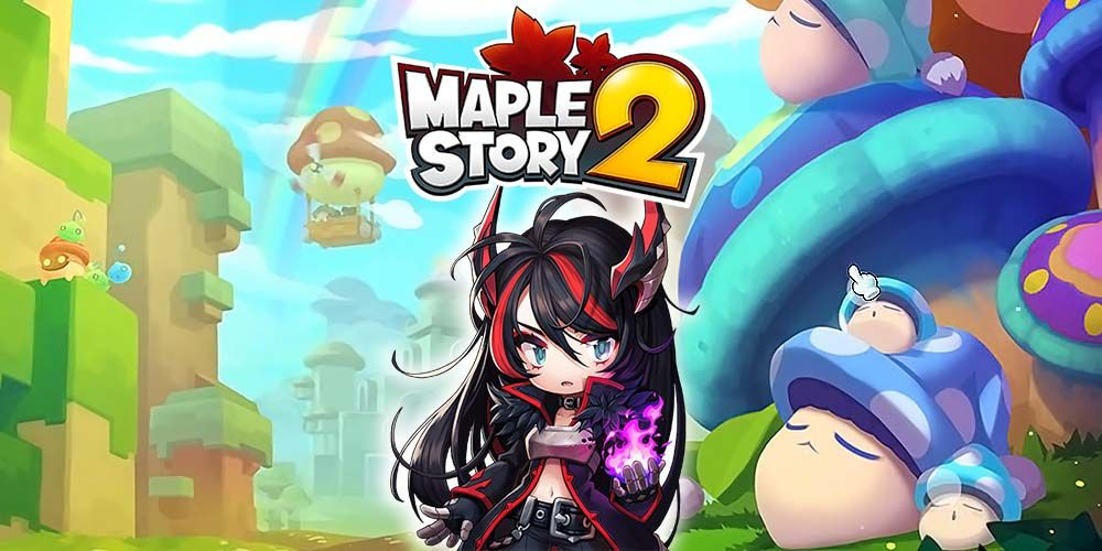 MapleStory 2 Runeblade build - guide to the magic-wielding blade master in MS2