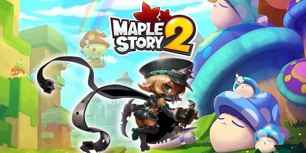 MapleStory 2 Thief build - guide to the most difficult class in MS2