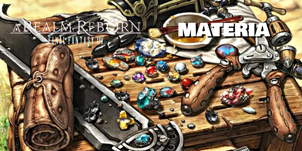 FFXIV Materia - The complete guide you were waiting for!