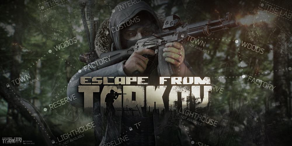 Escape from Tarkov maps guide - learn where to go to get loot