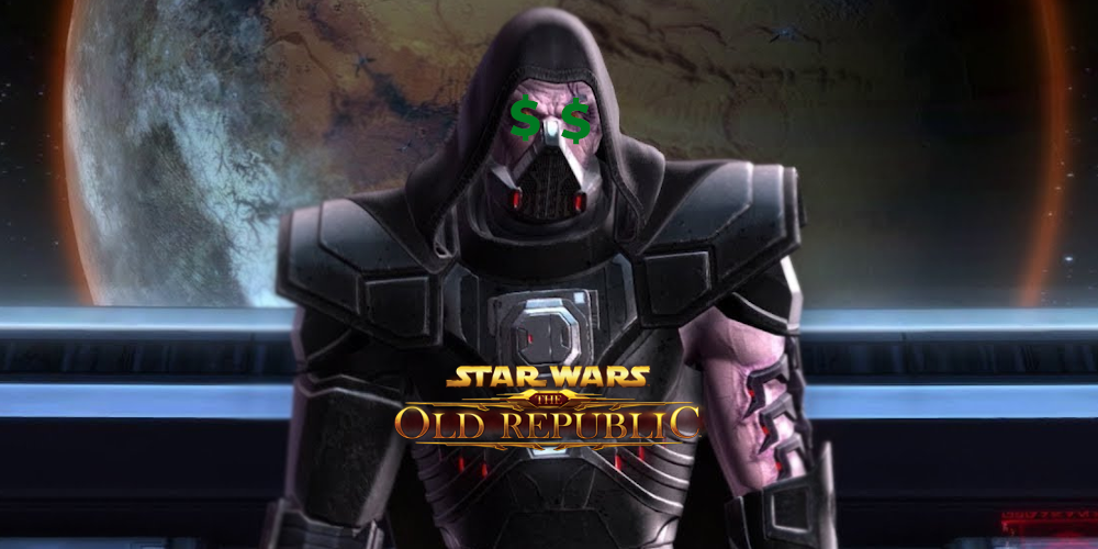 SWTOR How to Make Credits - Get Rich in 2020
