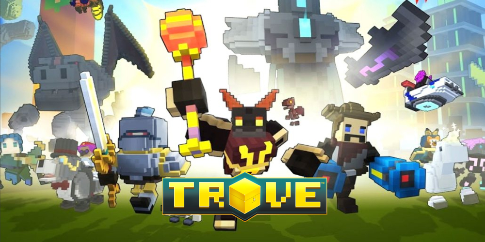 Trove classes - see what characters can you choose from