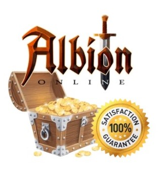 Taking Albion Online BUY Silver setting