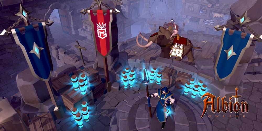 Albion Guilds