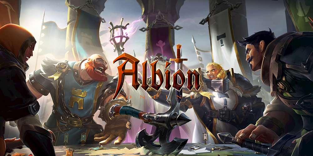 Albion Online players language Steam