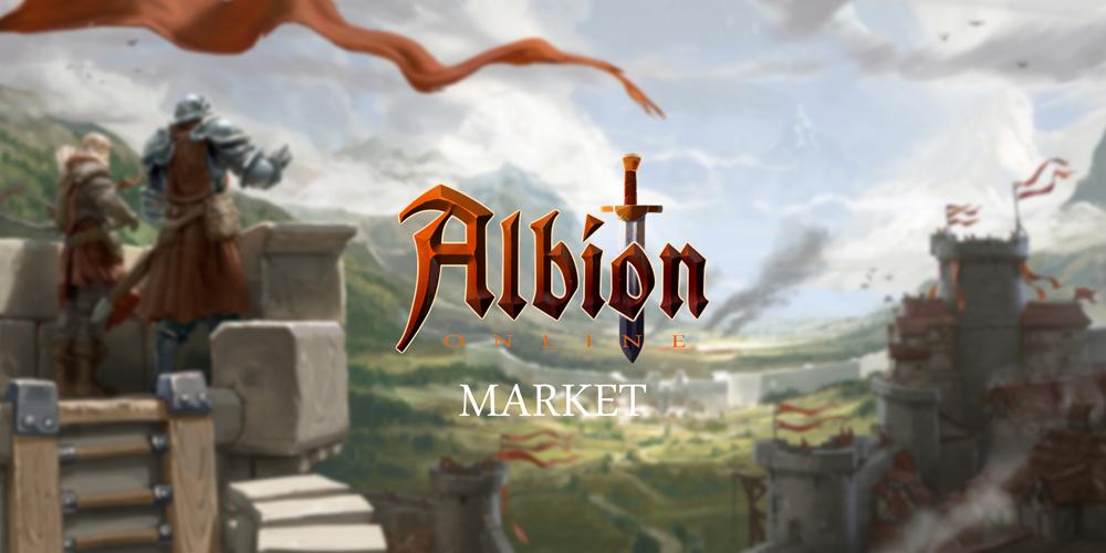 Albion Online Market Advertisement recommendation
