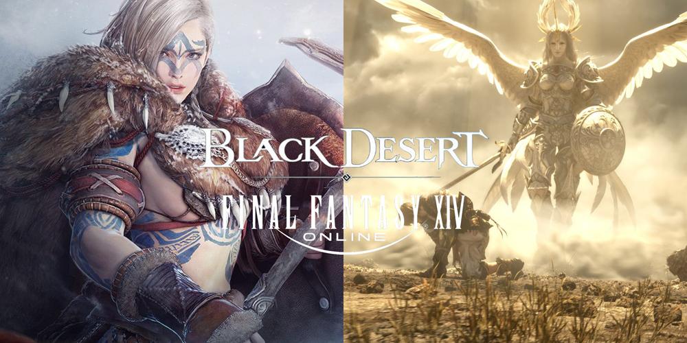 Black Desert vs FFXIV  10