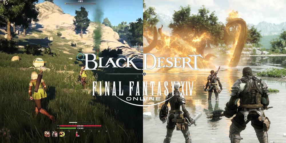FFXIV and Black Desert
