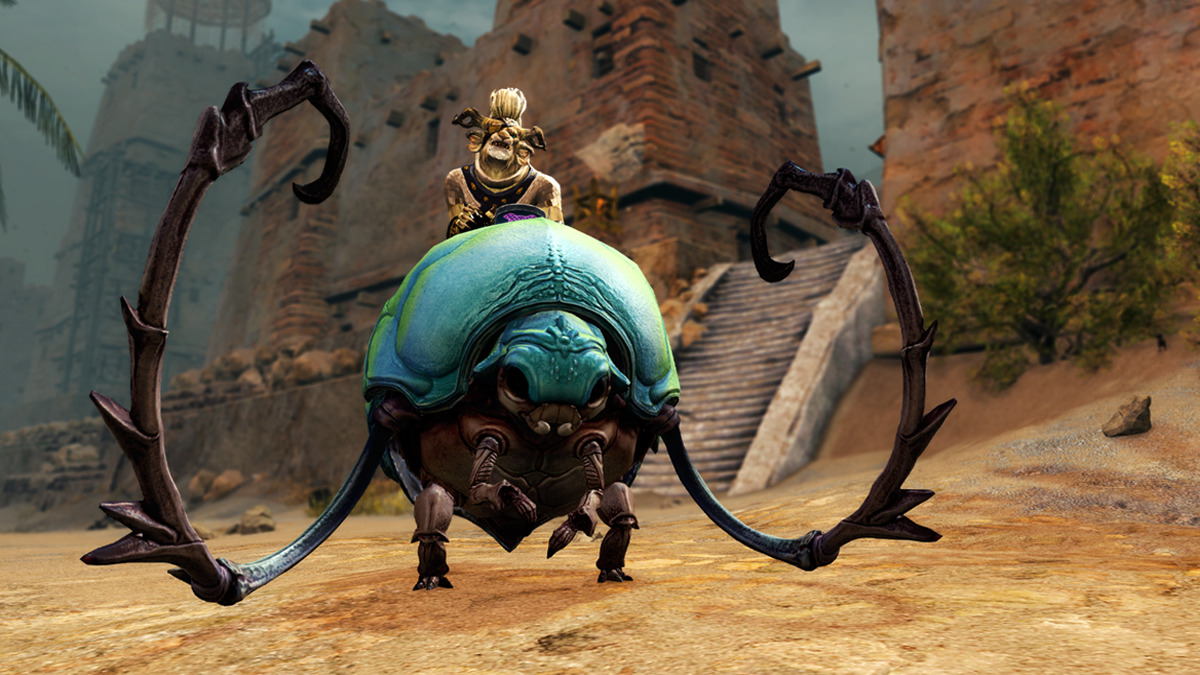 GW2 Roller Beetle