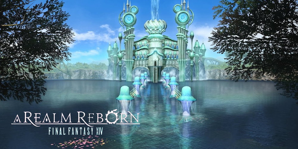 FFXIV Dungeons offer password
