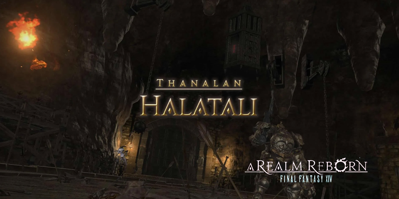 Halatali dungeon