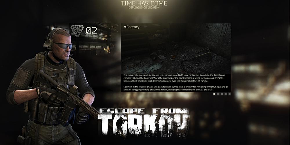 Escape from Tarkov modding