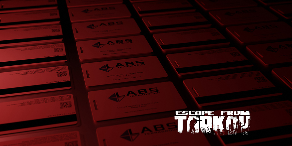 Red Keycard Escape from Tarkov licensors