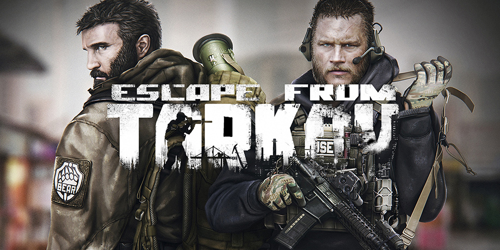 Escape from Tarkov Trading several languages