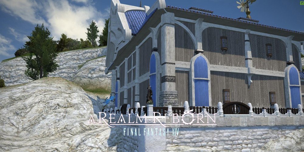Share a house in Final Fantasy XIV furnishing, comments level