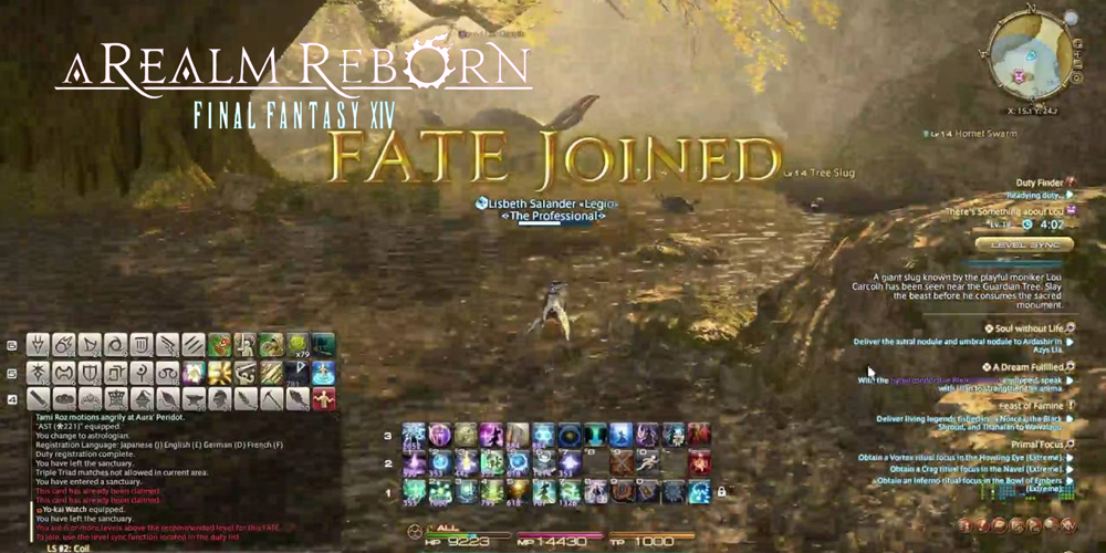 Final Fantasy 500 FATEs