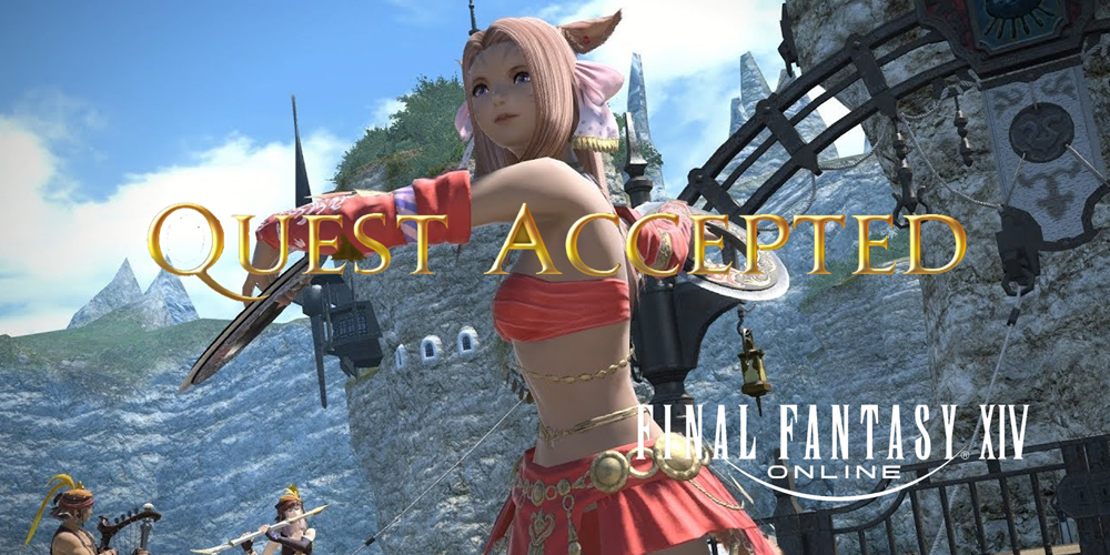 FF14 Side Quests