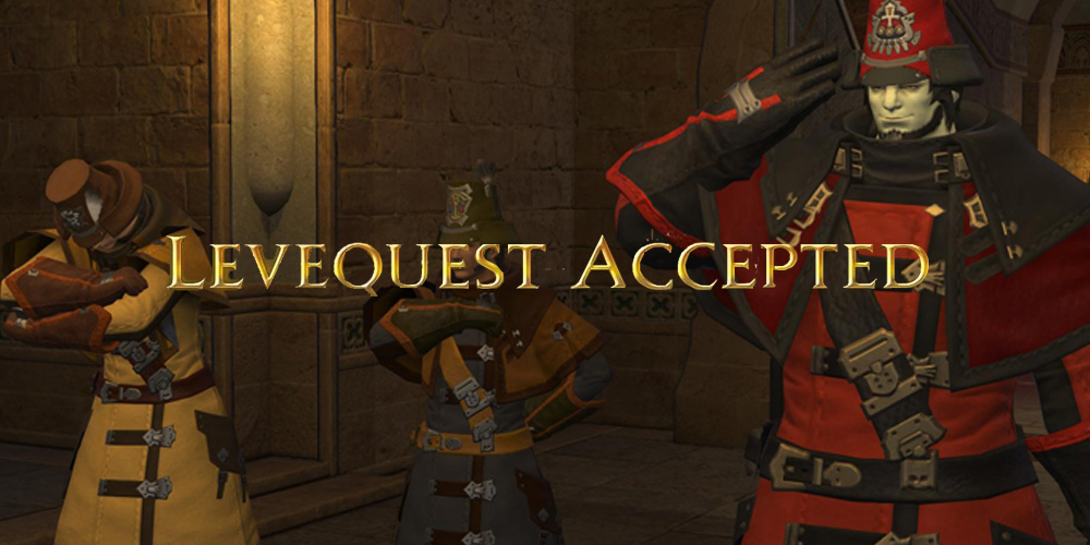 Final Fantasy XIV Levequests Levequests