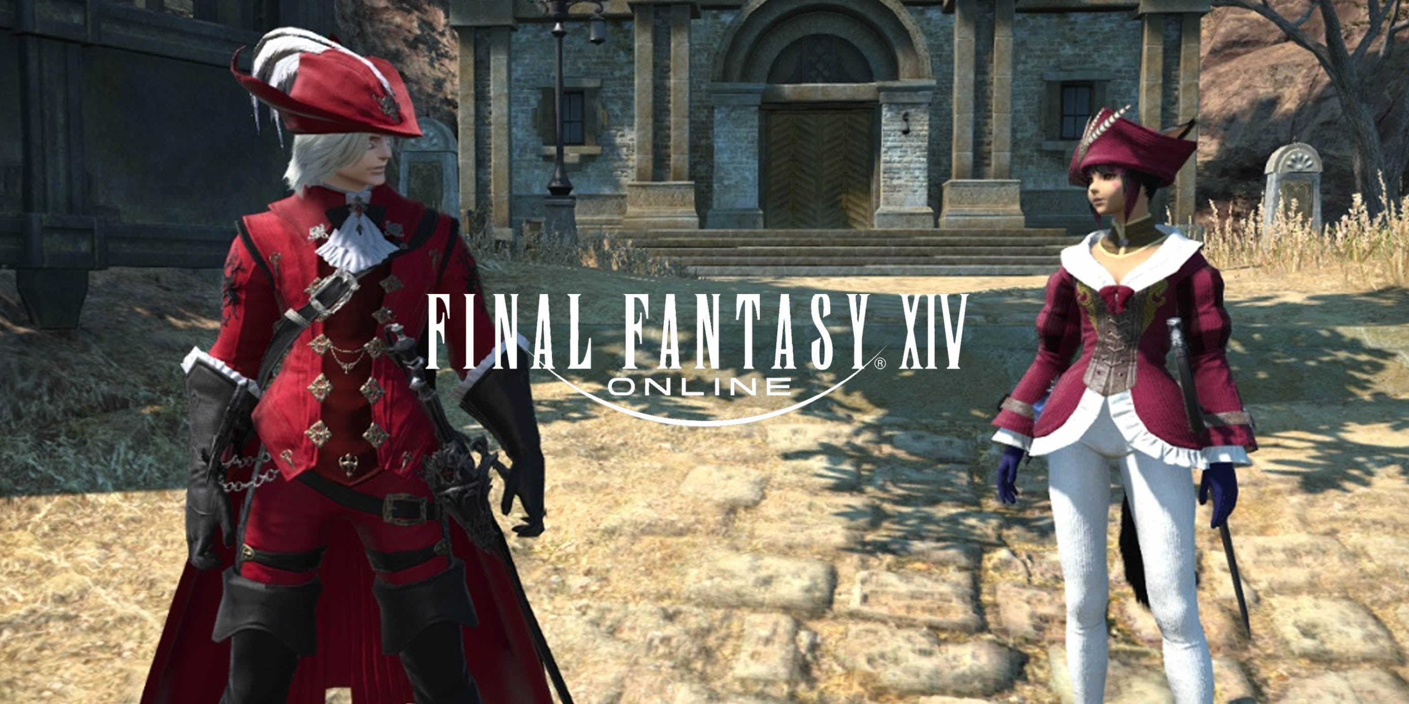 Final Fantasy 14 Red Mage sites x 14