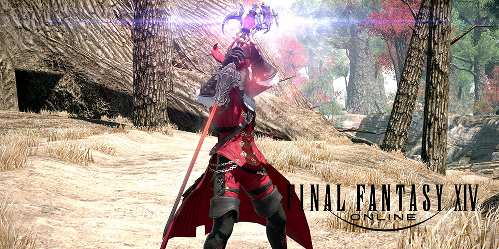 FFXIV Red Mage unlock dungeons