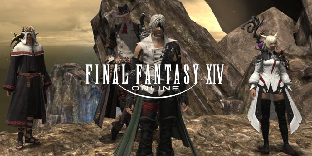 Final Fantasy XIV Trust System